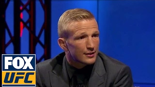 T.J. Dillashaw recaps Hassan vs. Stevenson, Gallicchio vs. Edwards | TUF TALK