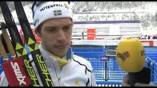 Marcus Hellner bäste svensk i Lahtis - slog Northug