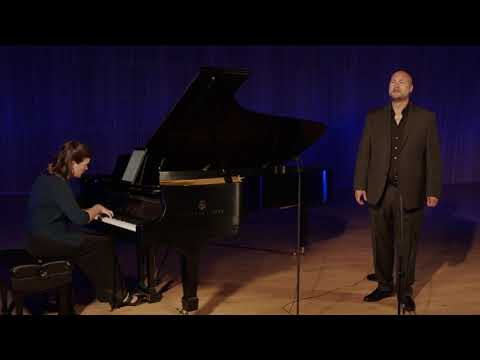 Milhaud & Tagore: Two Love Poems. Op. 30 Peace, my heart - Tyler Duncan & Erika Switzer