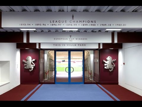 ASTON VILLA SONGS (MIX)