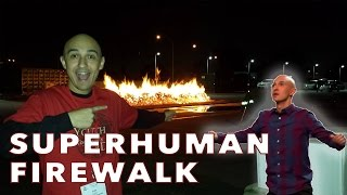 How a Firewalk Made Me a SUPERHUMAN CHAMPION   Luis Angel   Tony Robbins   How to Be Successful