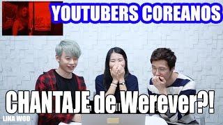 REACCION de Youtubers Coreanos a Youtubers Latinos ♥LinaWoo♥ / Hallyuber