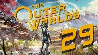 KOSMICZNY BAR SAMOTNYCH SERC || The Outer Worlds [#29]