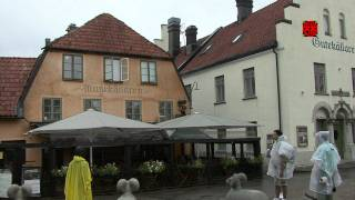 Innerstaden i Visby - Gotland, Sweden (HD Slides)