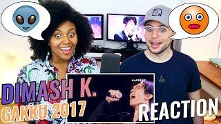 Dimash Kudaibergen - An Unforgettable Day  Gakku Voice 2017  REACTION