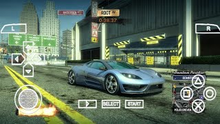 [200] MB Download Burnout Legends PSP ISO For Android! High Compress Game!