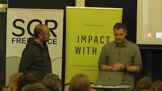 Building desktop apps using Angular and electron by Chris Buch and Lars Arnbak