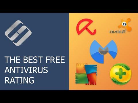 The 2017 Best Free Antivirus Rating - 360, Avira, AVG, Avast, Malwarebytes 🥇🛡️💻