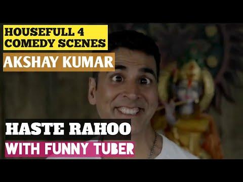 हाउसफुल 4 की सबसे मजेदार दृश्य ?? |  Akshay kumar comedy scenes in housefull 4