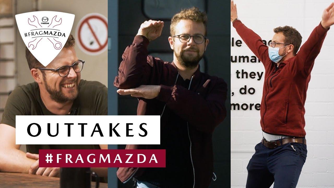 #FragMazda Folge 25 – Outtakes