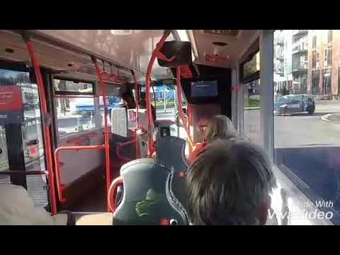 Bus Travel In Bristol-UK | Best Bus Service | Awesome Dayout