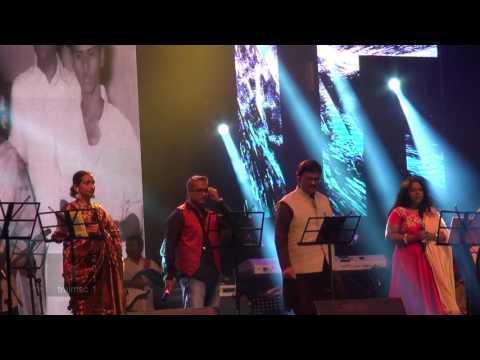 SPB 50 Grand Musical Tour in Toronto - S. P. B., S. P. B. Charan and Faridha sing Ayyayo Nenju