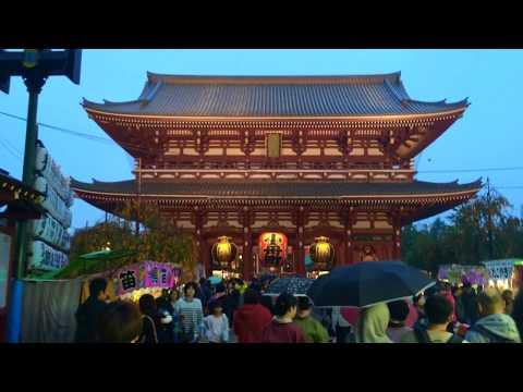 Japan Travel: Kyoto and Tokyo