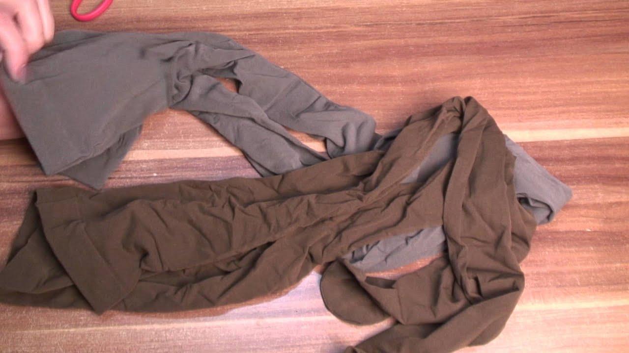 Женские ношеные трусы колготки