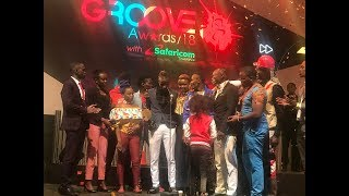 Guardian Angel's Full Acceptance Speech l 2018 Groove Awards