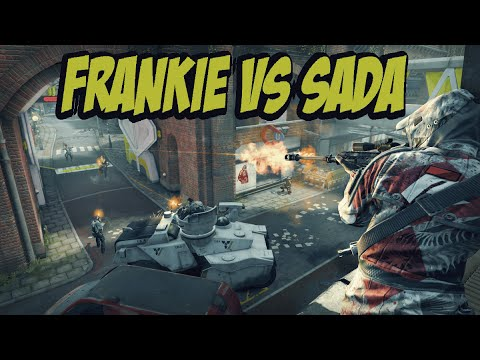 DIRTY BOMB - FRANKIE VS SADA!