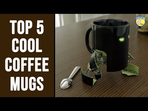 Top 5 Cool Coffee Mugs On Amazon [YOU MUST HAVE]