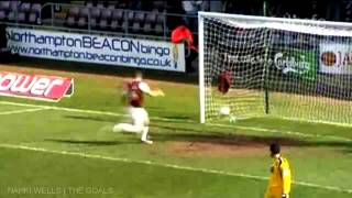 Nahki Wells | Goals and Skills 2011-2013 | Bradford City AFC