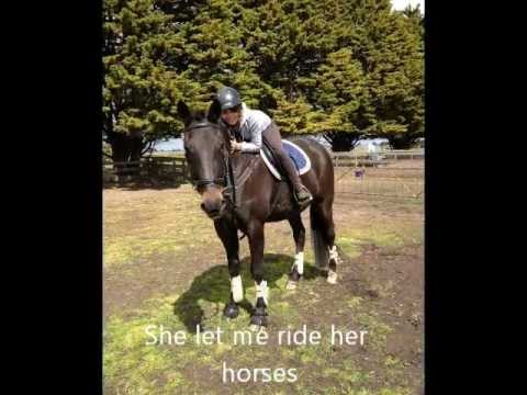 GREEN RIDERS AND GREEN HORSES DON'T MIX - My story