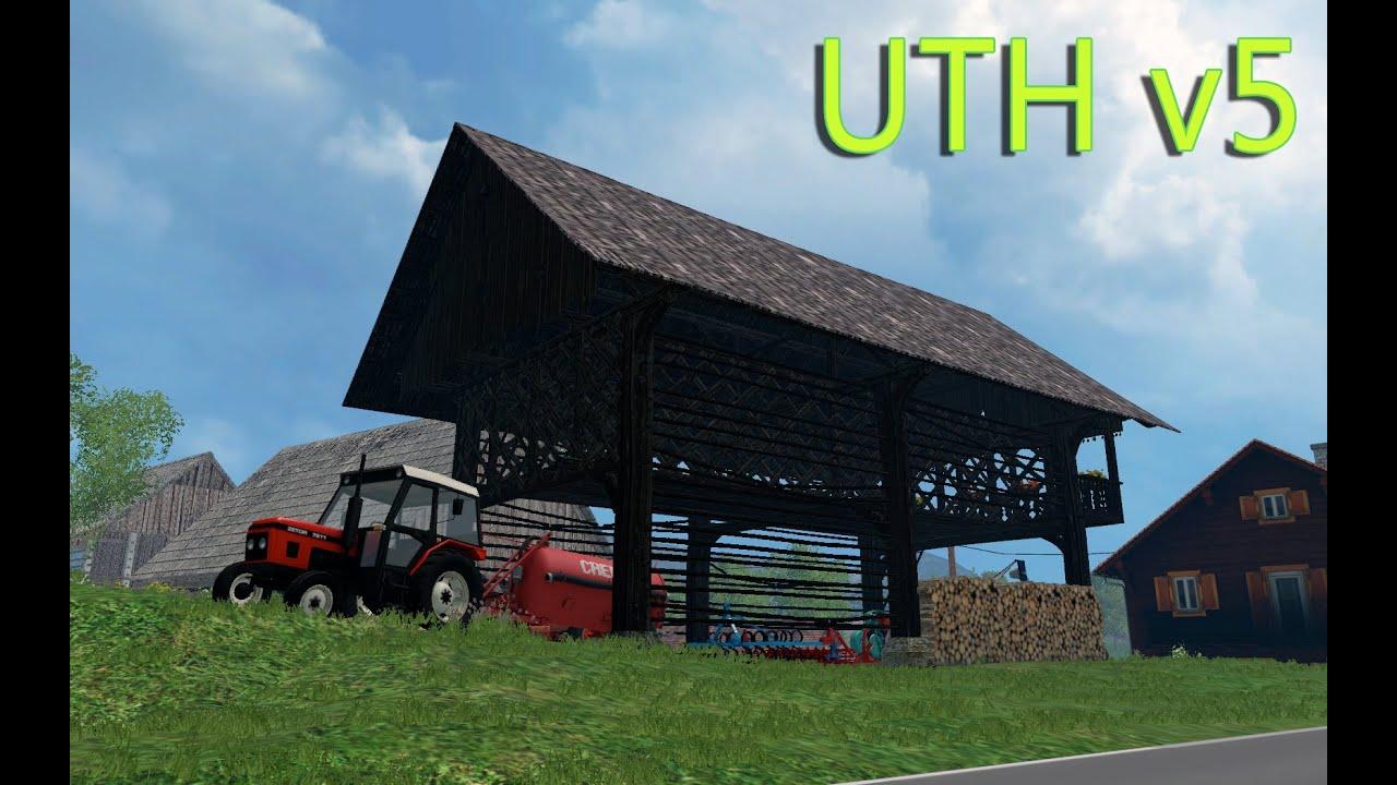 Farming In Under The Hill Map V Southeast Slovenia Dolenjska - Slovenia map download