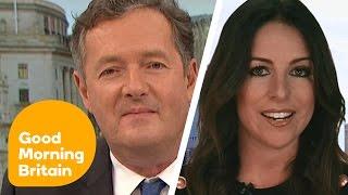 Is Australia's TV 'Man-Ban' Sexist?   Good Morning Britain