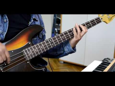 Užičko Kolo - Bass Guitar Cover - TAB U Opisu