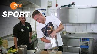Veganer im Spitzensport | SPORTreportage - ZDF