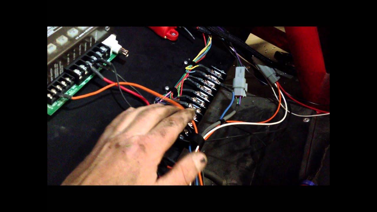 road runner msd grid wiring [ 1280 x 720 Pixel ]
