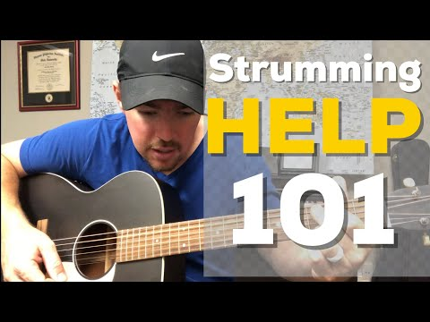The Ultimate Strumming Improvement Video! | Beginner Guitar Lesson