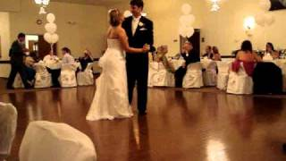 First Dance as Mrs. Benson