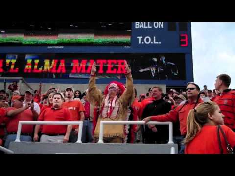 Chief Appearance - Illinois vs. Indiana Football Game