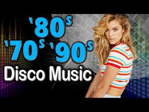 Nonstop Disco Hits 70 80 90 Greatest Hits - Best Eurodance Megamix - Nonstop Disco Music Songs Hits