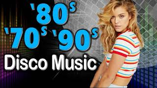 Nonstop Disco Hits 70 80 90 Greatest Hits - Best Eurodance Megamix - Nonstop Disco Music S ...