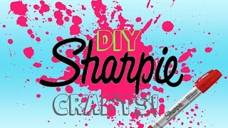 Diy Sharpie Crafts!