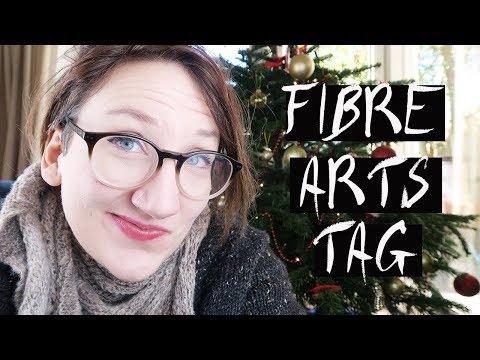 Fibre Arts Tag