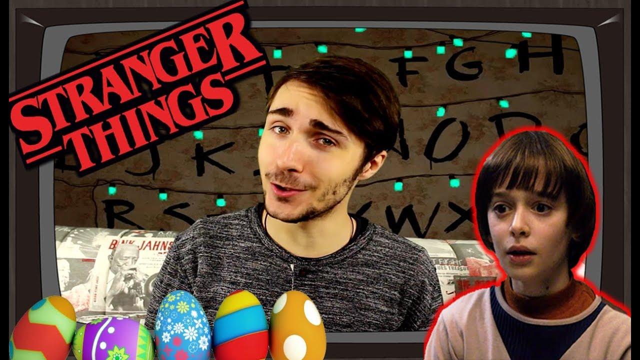 Stranger Things Citazioni E Easter Eggs Stagione 1 E 2