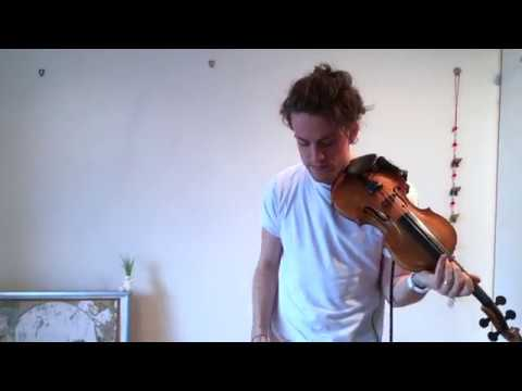 Shape of You Looping Violin Cover
