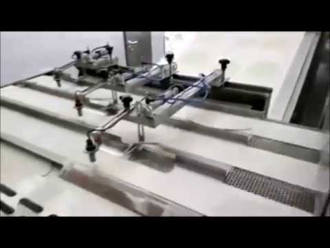 CE Lebanese Bread Three Rows Line With Ultimate Technology By Farhat Bakery Equipment