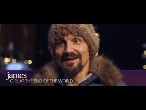 James – Girl At The End Of The World (Track by Track)