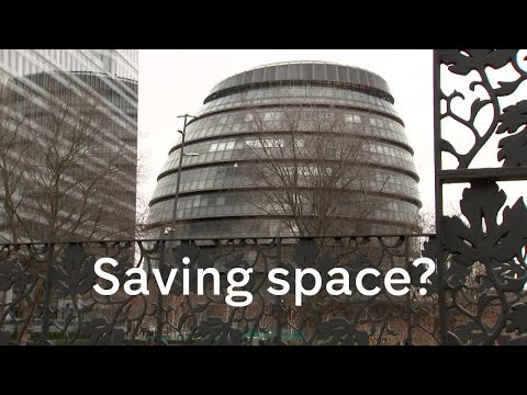 Selling space  - Britain's public spaces going private