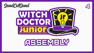 Episode 4 - Assembly // Witch Doctor Junior BattleBots Class