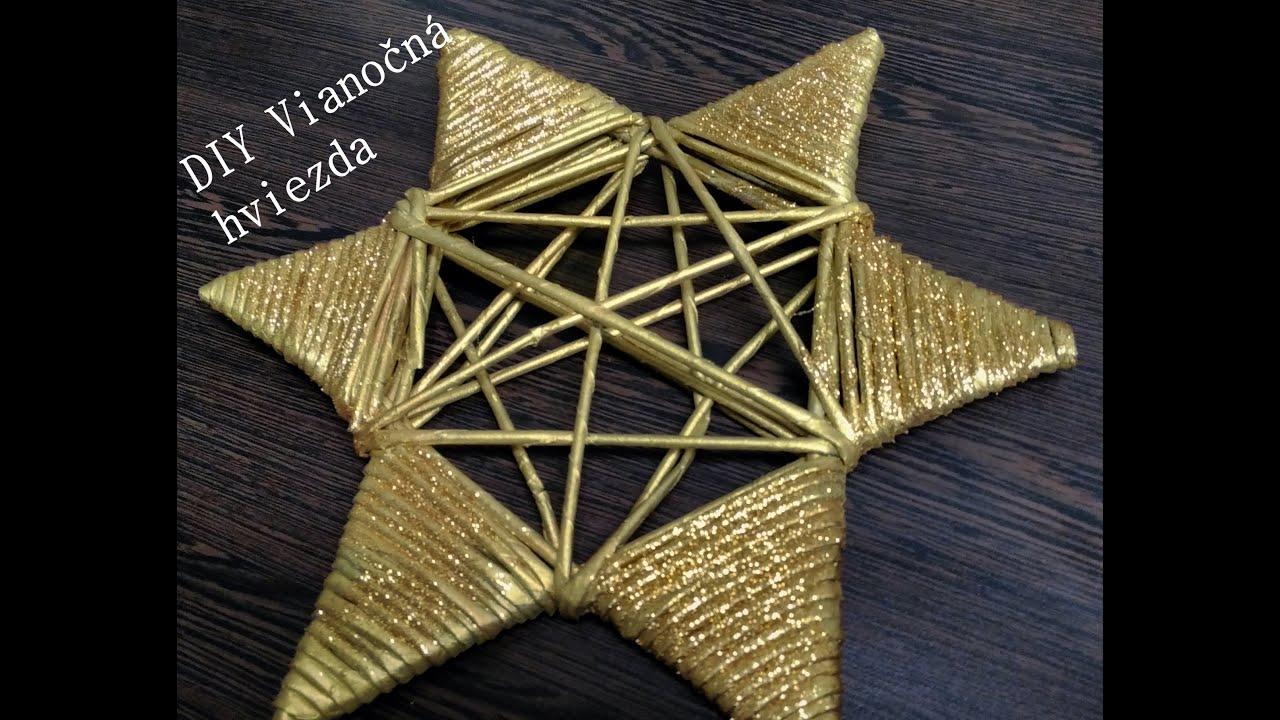 e21a7194c Vianočná hviezda - christmas star - YouTube