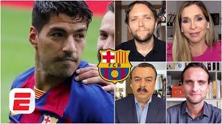 Si Luis Suárez SE QUEDA en el Barcelona, Ronald Koeman dice que LO TENDRÁ en cuenta | Exclusivos