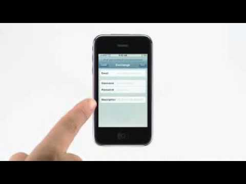 New iPhone 3G Guided Tour Ad Pt 1