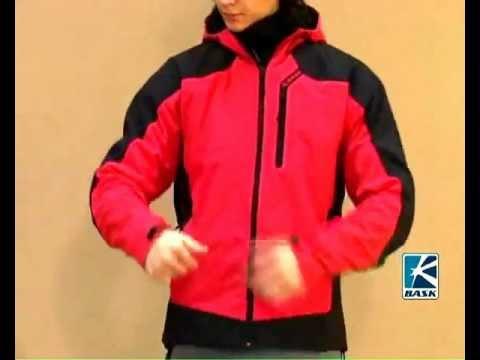 BASK Tactic куртка polartec wind pro - YouTube