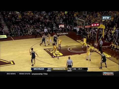 Michigan at Minnesota - Men