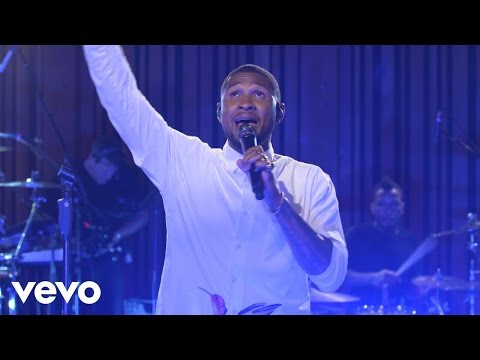 Usher - No Limit in the Live Lounge