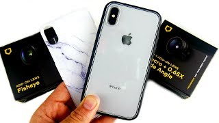 This iPhone X case is Modular!