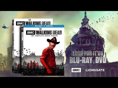 The Walking Dead Season 9 Blu Ray And Dvd Coming August 2019