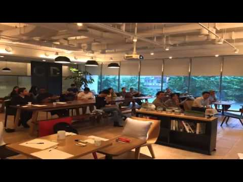 Chris Clothier Visits the Seoul Real Estate Investing Meetup